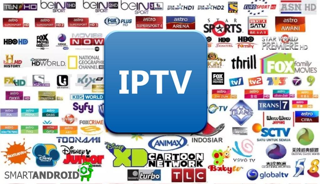 Iptv subscription application