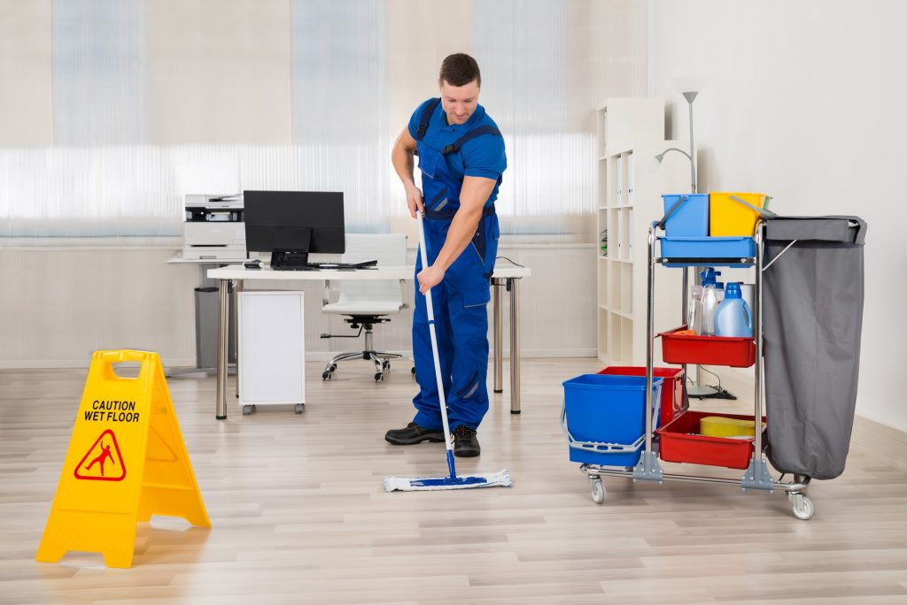 Company Cleaning
