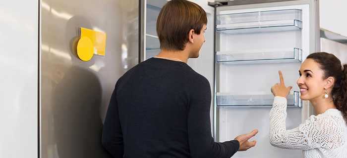 Buying New Refrigerator